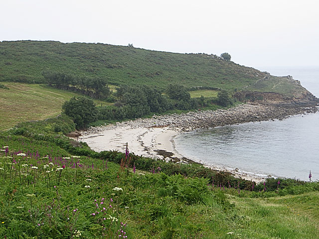 Perpitch Bay, St Martin's