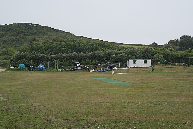 St Martin's Cricket Pitch and Clubhouse