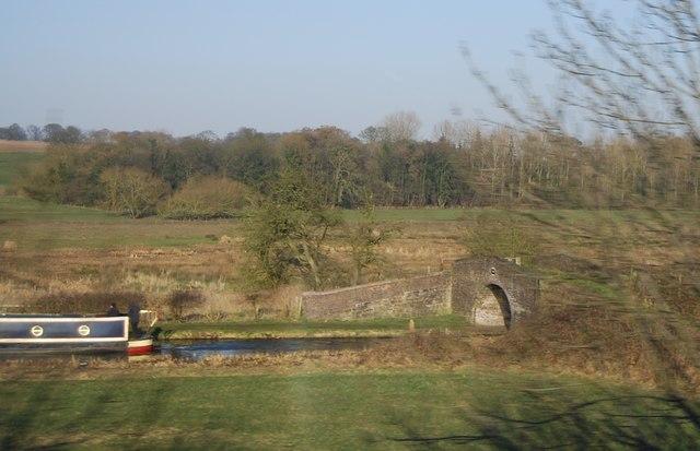 Walton Bridge, Staffordshire & Worcestershire Canal