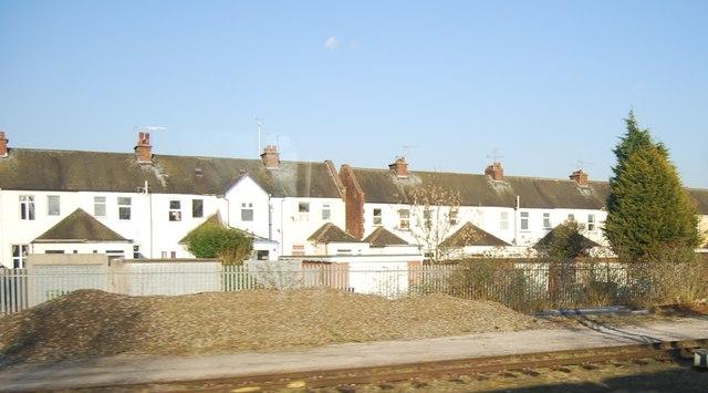 Houses, Siemens Rd