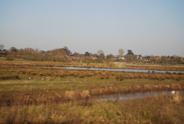 Doxey Marshes & River Sow