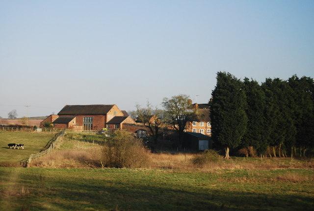 Worston Hall Farm
