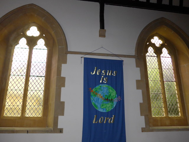 Inside Christ Church, Totland (iii)