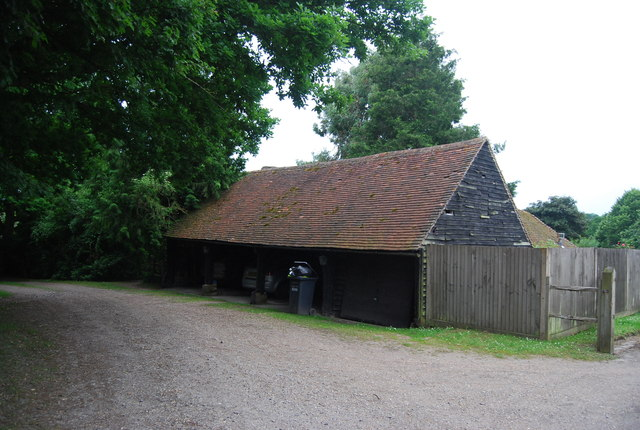Barn, Horseshoe Farm