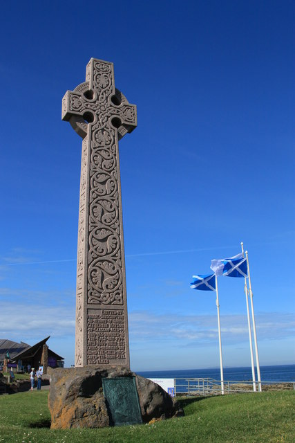 Celtic Cross Memorial North Berwick