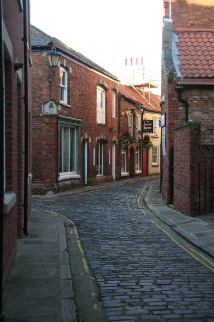Vicar Lane, Howden