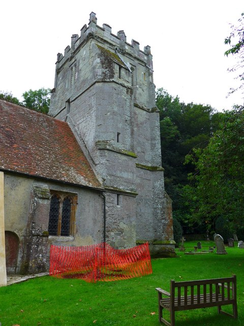 St Olave, Gatcombe: churchyard (4)