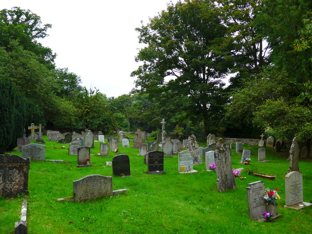 St Olave, Gatcombe: churchyard (12)