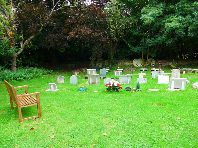 St Olave, Gatcombe: churchyard (13)