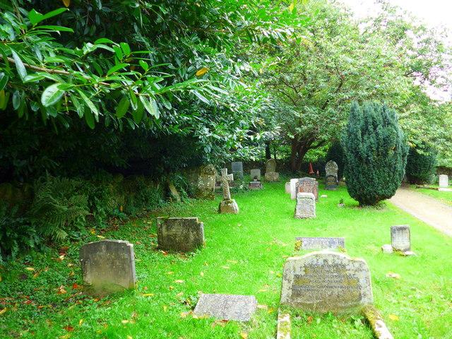 St Olave, Gatcombe: churchyard (16)