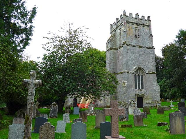 St Olave, Gatcombe: churchyard (9)