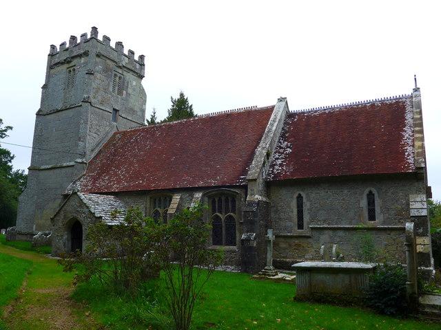 St Olave, Gatcombe: churchyard (18)