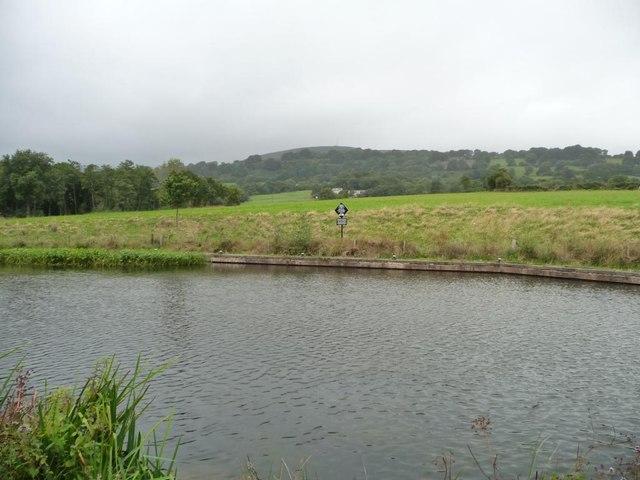South Sebastopol moorings, Mon & Brec canal