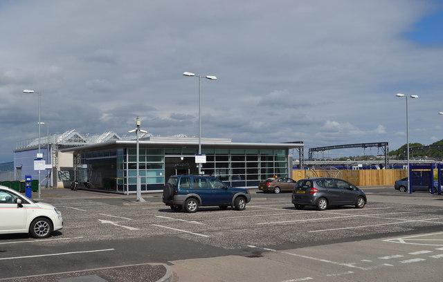 Gourock Railway Station, Pierhead, Gourock, Inverclyde