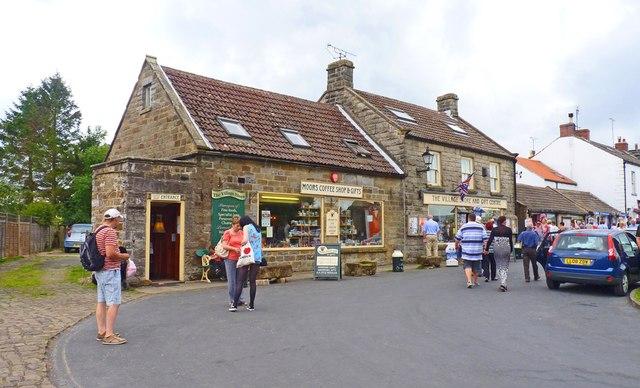 Goathland Shops