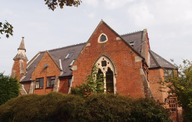 Former Sunningdale Congregational Church