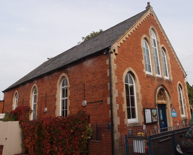 Former Sunninghill Methodist Chapel
