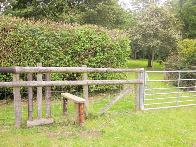 Stile, Stowell Hill