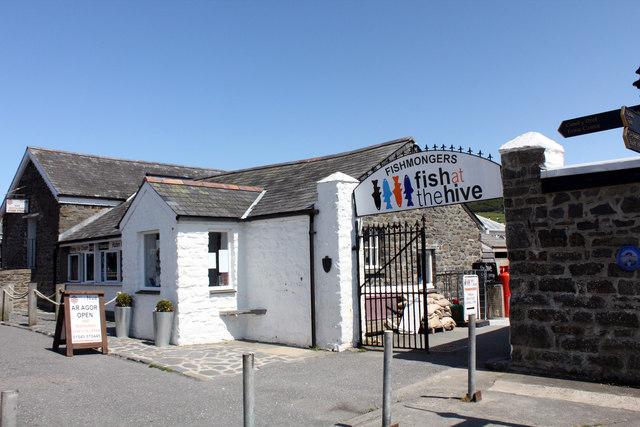 Former warehouse and coal yard Cadwgan Place