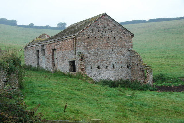 Lower Little Modbury Farmhouse