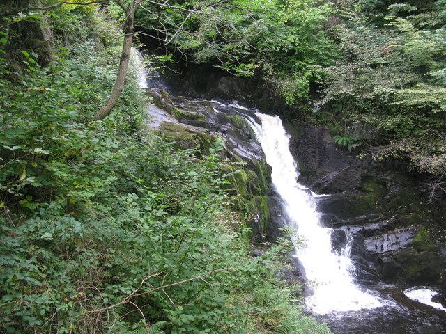Pecca Falls (Lower Section)
