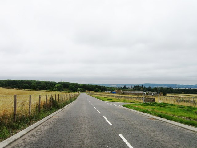 Country road, Dunhead of Gray