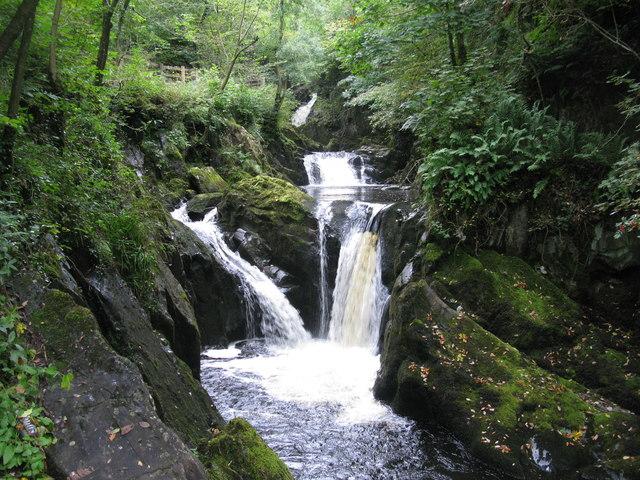 Pecca Falls (Upper Section)