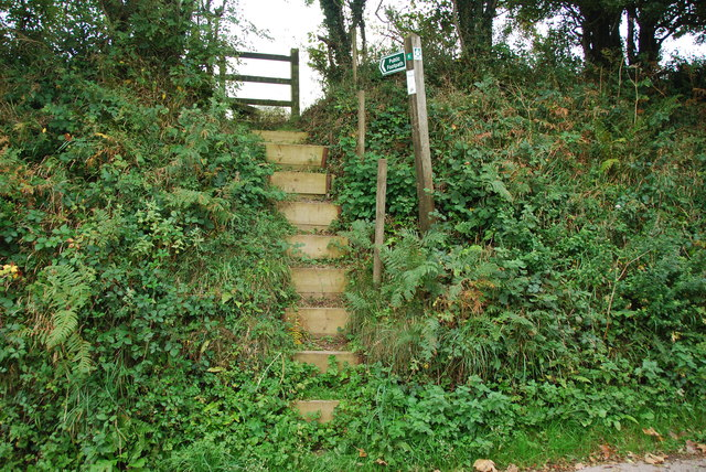 Steps and a Stile