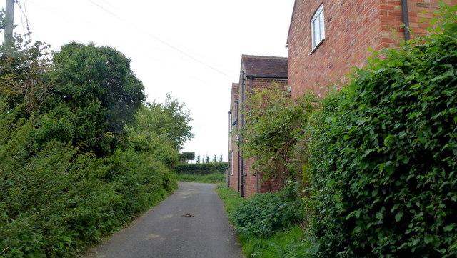 Mill Lane, Eckington