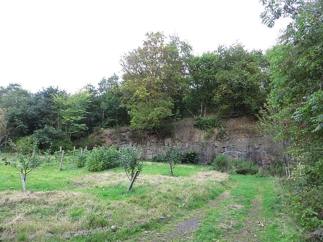 Monimail quarry