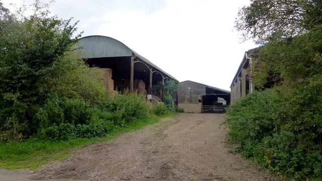 Court End Farm, Eckington