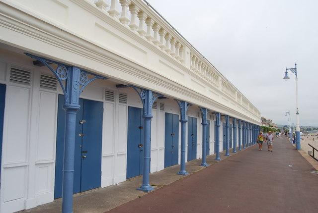 Beach Chalets, Weymouth