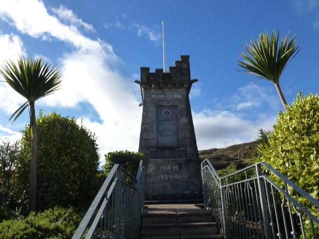 Tarbert War Memorial