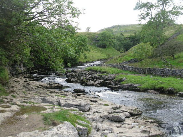 River Twiss above Thornton Force