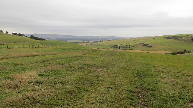 On Dunbog Hill
