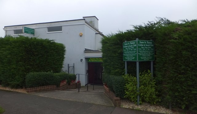Cricket and Social Club, Marsh Barton, Exeter