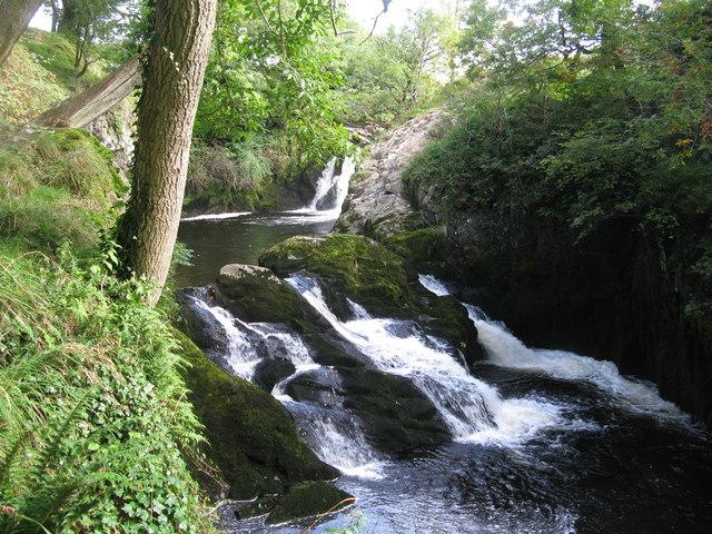 Beezley Falls and Triple Spout