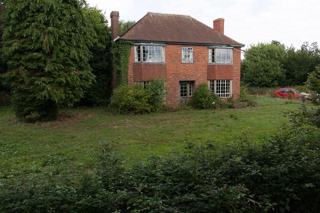 House at Little Denmead Farm