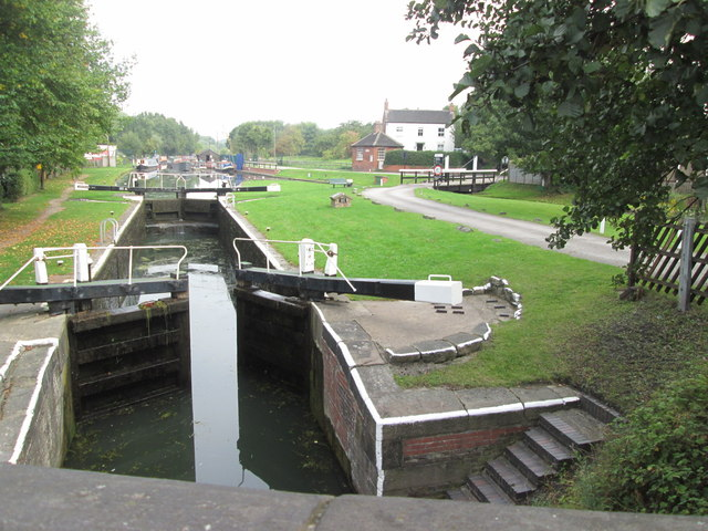 Northern end of the Erewash Canal