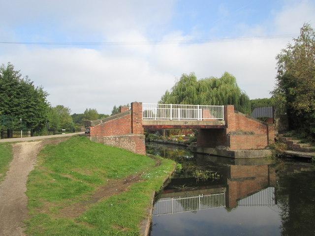 Bridge 27, Erewash Canal