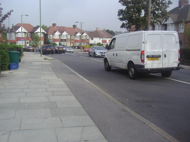 Russell Lane, East Barnet