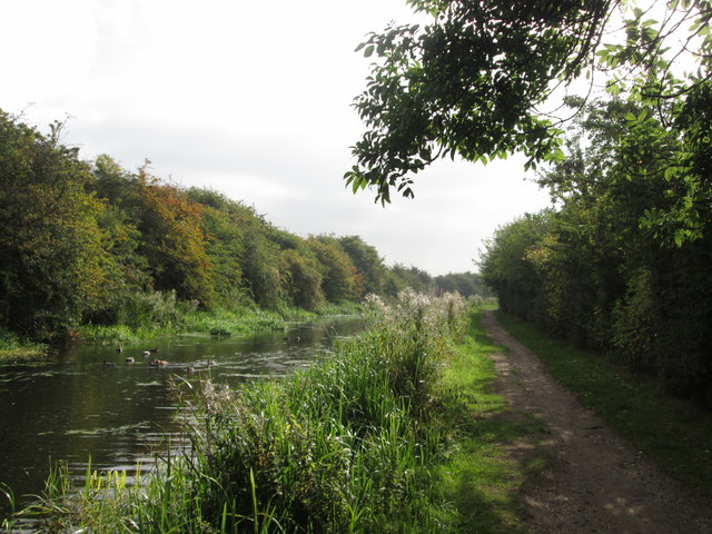 Canal southeast of bridge 26