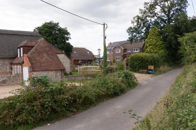 House named Little Denmead