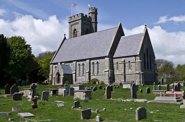 St Andrew's Church, Fairlight