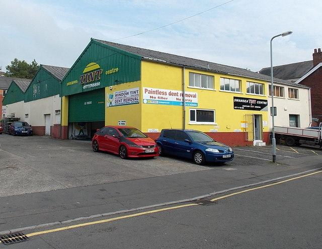 Swansea Tint Centre