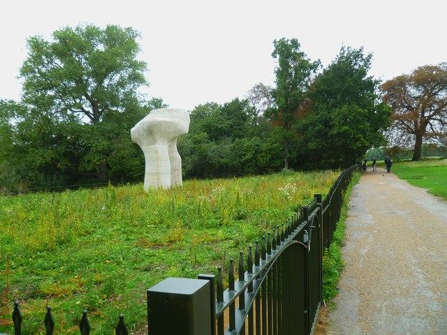 Sculpture in Hyde Park