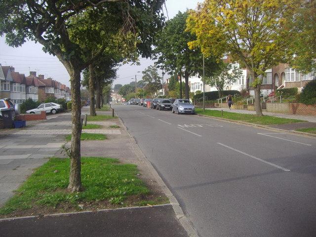 Hampden Way, New Southgate