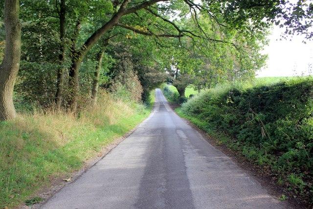 Waste Lane, Kelsall