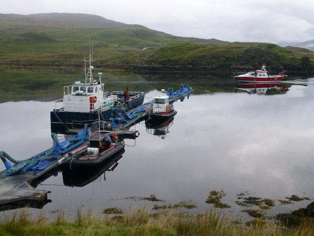 Sea Harris Arrives