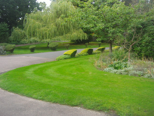 Grounds of Thomas Lipton Memorial Home